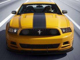 Ver foto 2 de Ford Mustang Boss 302 2012