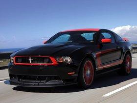 Ver foto 22 de Ford Mustang Boss 302 Laguna Seca 2010