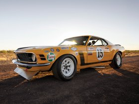 Ver foto 11 de Ford Mustang Boss 302 Trans Am Race Car  1970