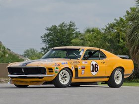 Ver foto 20 de Ford Mustang Boss 302 Trans Am Race Car  1970