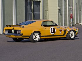 Ver foto 18 de Ford Mustang Boss 302 Trans Am Race Car  1970