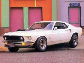 Ver foto 5 de Ford Mustang Boss 429 1969