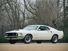Ver foto 4 de Ford Mustang Boss 429 1969