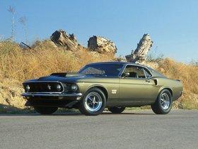 Ver foto 2 de Ford Mustang Boss 429 1969