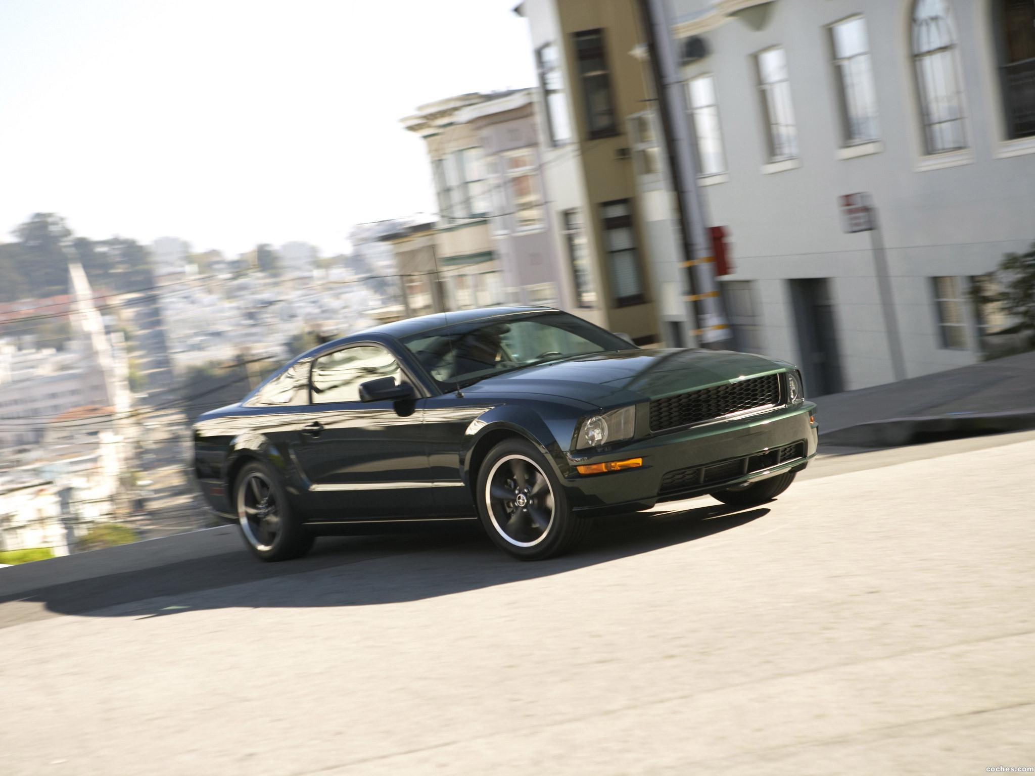 Foto 0 de Ford Mustang Bullitt 2008