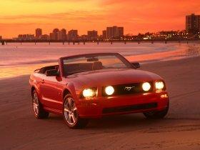 Ver foto 6 de Ford Mustang Cabrio 2005