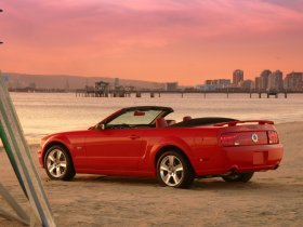 Ver foto 3 de Ford Mustang Cabrio 2005