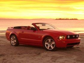 Ver foto 1 de Ford Mustang Cabrio 2005