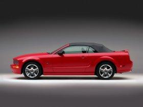 Ver foto 12 de Ford Mustang Cabrio 2005
