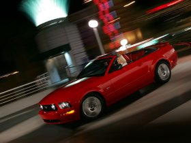 Ver foto 9 de Ford Mustang Cabrio 2005