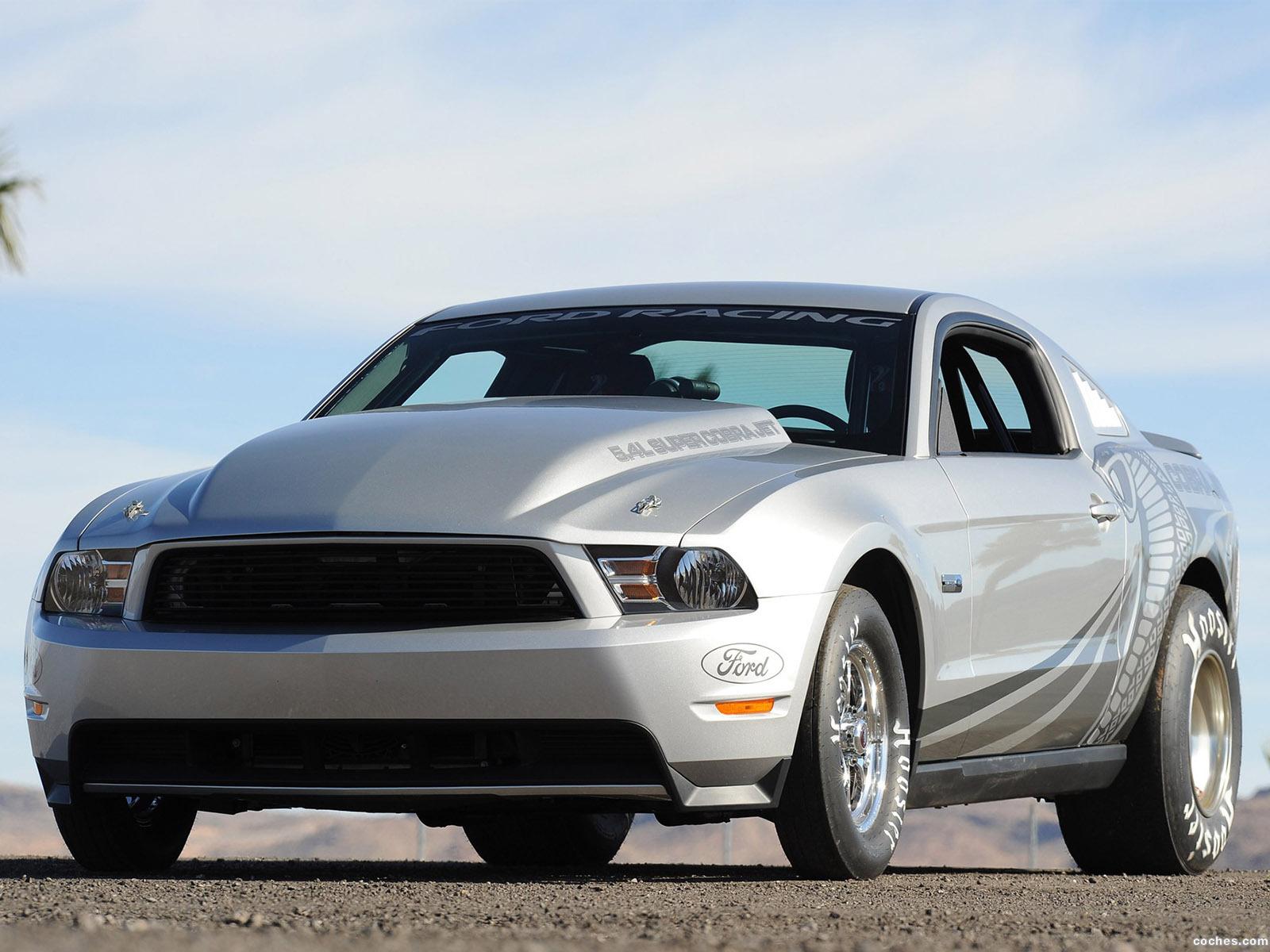 Foto 0 de Ford Mustang Cobra Jet 2010