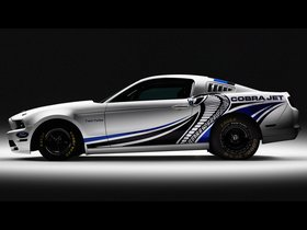 Ver foto 9 de Ford Mustang Cobra Jet Twin Turbo Concept 2012