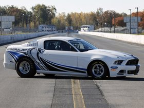 Ver foto 6 de Ford Mustang Cobra Jet Twin Turbo Concept 2012