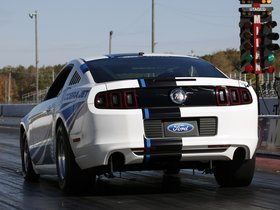 Ver foto 5 de Ford Mustang Cobra Jet Twin Turbo Concept 2012