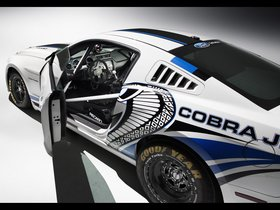 Ver foto 15 de Ford Mustang Cobra Jet Twin Turbo Concept 2012