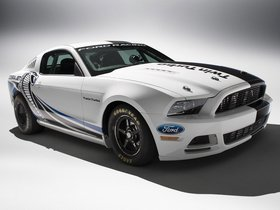 Ver foto 14 de Ford Mustang Cobra Jet Twin Turbo Concept 2012