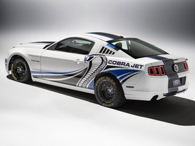 Ver foto 13 de Ford Mustang Cobra Jet Twin Turbo Concept 2012