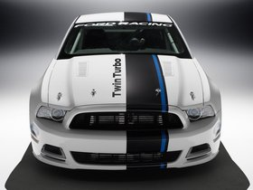 Ver foto 12 de Ford Mustang Cobra Jet Twin Turbo Concept 2012