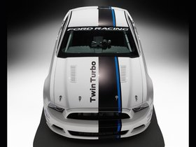 Ver foto 11 de Ford Mustang Cobra Jet Twin Turbo Concept 2012