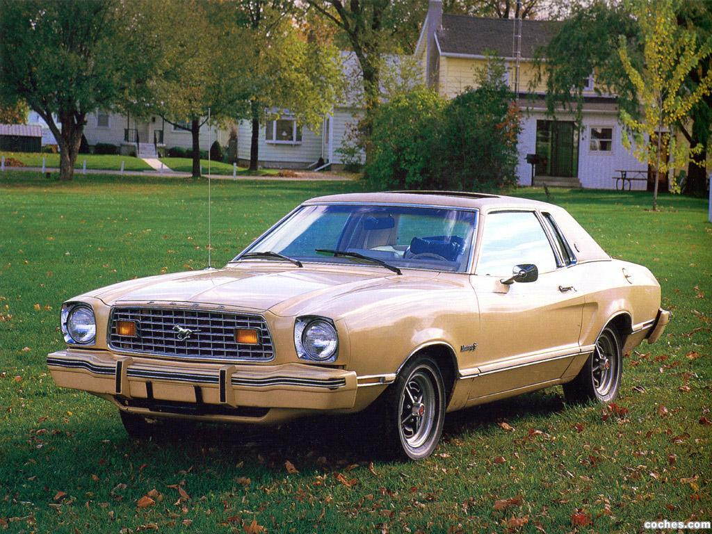 Foto 0 de Ford Mustang Coupe 1974