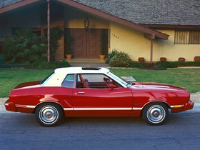 Ver foto 3 de Ford Mustang Coupe 1974