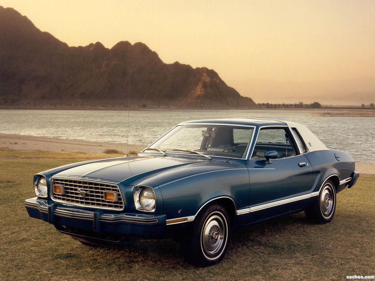 Foto 0 de Ford Mustang Coupe 1977
