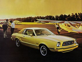 Ver foto 6 de Ford Mustang Coupe 1977