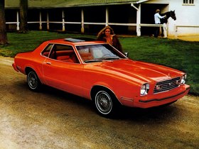 Ver foto 5 de Ford Mustang Coupe 1977