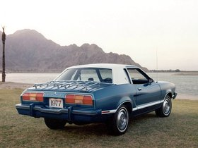 Ver foto 2 de Ford Mustang Coupe 1977