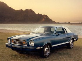 Fotos de Ford Mustang Coupe 1977