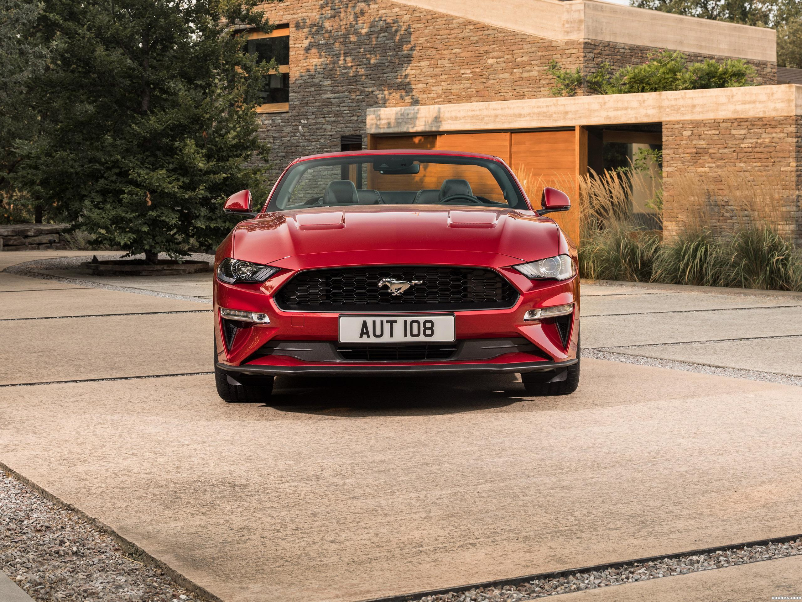 Foto 6 de Ford Mustang Ecoboost Convertible 2017