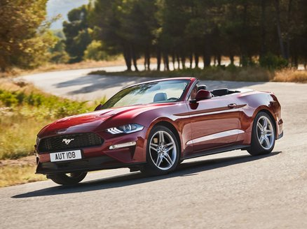 Ford Mustang Convertible 2.3 Ecoboost