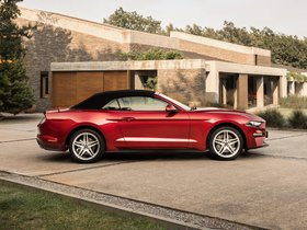 Ver foto 2 de Ford Mustang Ecoboost Convertible 2017