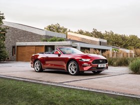 Ver foto 9 de Ford Mustang Ecoboost Convertible 2017