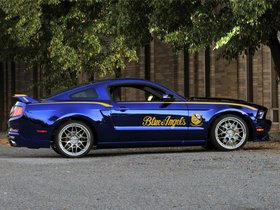 Ver foto 4 de Ford Mustang GT Blue Angels 2011
