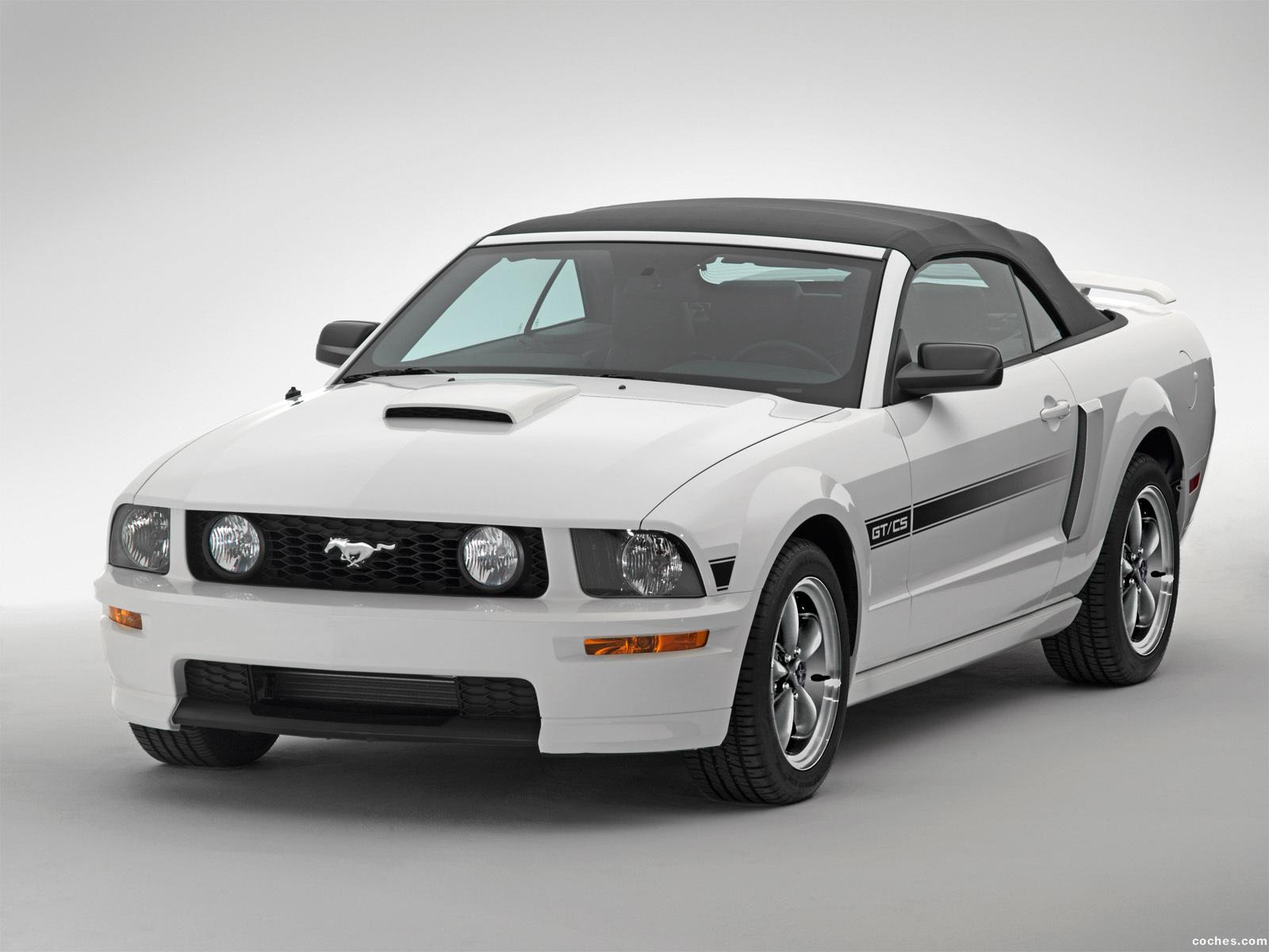 Foto 0 de Ford Mustang GT California Special 2007