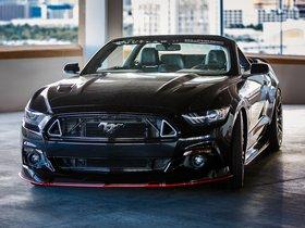 Ver foto 2 de Ford Mustang GT Convertible Classic Design Concepts 2014