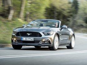Ver foto 14 de Ford Mustang GT Convertible Europa 2015