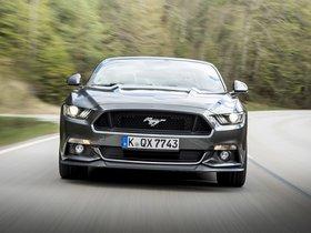 Ver foto 13 de Ford Mustang GT Convertible Europa 2015