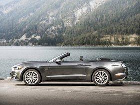 Ver foto 12 de Ford Mustang GT Convertible Europa 2015