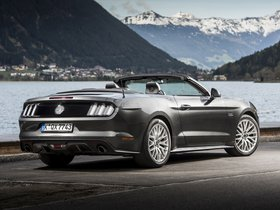 Ver foto 11 de Ford Mustang GT Convertible Europa 2015
