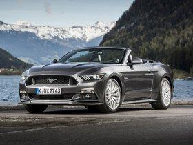Ver foto 10 de Ford Mustang GT Convertible Europa 2015