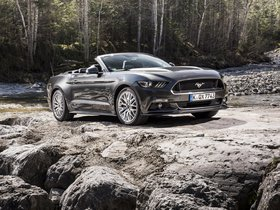 Ver foto 6 de Ford Mustang GT Convertible Europa 2015