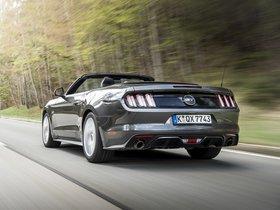 Ver foto 5 de Ford Mustang GT Convertible Europa 2015