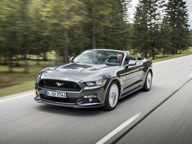 Ver foto 4 de Ford Mustang GT Convertible Europa 2015