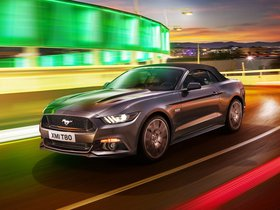 Ver foto 3 de Ford Mustang GT Convertible Europa 2015