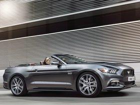 Ver foto 2 de Ford Mustang GT Convertible Europa 2015