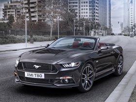 Fotos de Ford Mustang GT Convertible Europa 2015