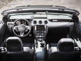 Ver foto 21 de Ford Mustang GT Convertible Europa 2015