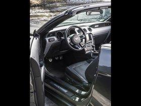 Ver foto 20 de Ford Mustang GT Convertible Europa 2015